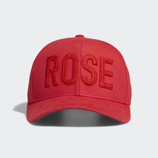 Boné D Rose 5.0 SCARLET/BLACK/WHITE DM6175