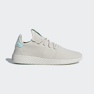 Pharrell Williams Tennis Hu Shoes Talc / Talc / Chalk White B41885