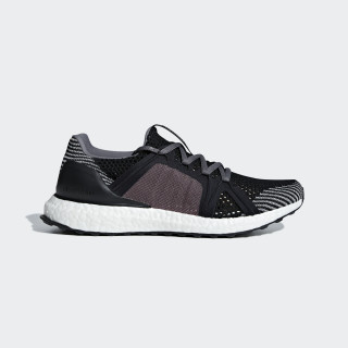 Ultraboost Shoes Core Black / Smoked Pink / Core Red AQ0796
