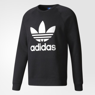 Trefoil Sweatshirt Black AY7791