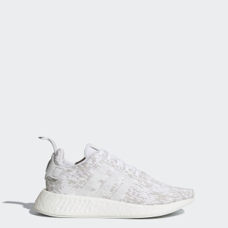 Sapatos NMD_R2 Footwear White/Grey Two BY8691