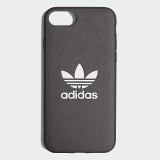 Basic Logo Case iPhone 8 Black / White CK6161
