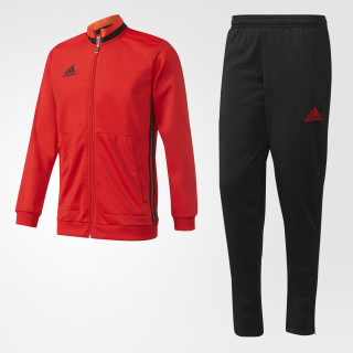Condivo16 Track Suit Scarlet/Black AN9830