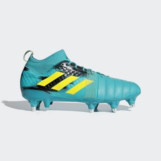 Kakari X Kevlar (SG) Boots Hi-Res Aqua / Shock Yellow / Core Black AC7678