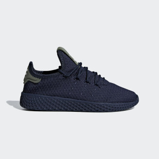 Zapatilla Pharrell Williams Tennis Hu Collegiate Navy / Collegiate Navy / Off White B37088