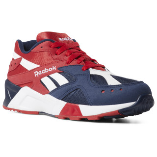 Reebok Aztrek Collegiate Navy / Red / White DV8816