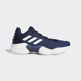 Pro Bounce 2018 Low Shoes Collegiate Navy / Cloud White / Collegiate Navy AH2677
