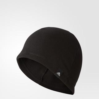 3-Streifen Fleecemütze Black BC5318