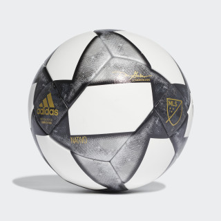 MLS NFHS Competition Ball White / Black / Matte Gold DN8700