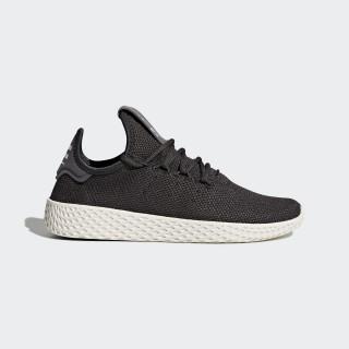 Pharrell Williams Tennis Hu Shoes Carbon/Carbon/Chalk White CQ2297