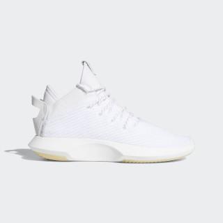 Crazy 1 ADV Primeknit Shoes Ftwr White/Ftwr White/Gold Metallic AH2076