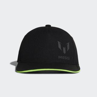 CAP MESSI KIDS CAP BLACK/SOLAR GREEN DJ2254