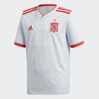 Spain-udebanetrøje White/Halo Blue/Bright Red BR2694