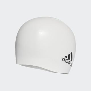 Gorra de natación adidas silicone WHITE / BLACK 802315