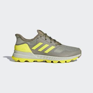 Adipower Hockey Shoes Trace Cargo / Shock Yellow / Ash Silver AQ1706