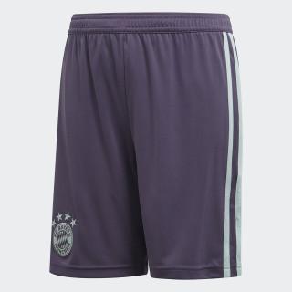 Pantalón corto segunda equipación FC Bayern Trace Purple / Ash Green CF5413