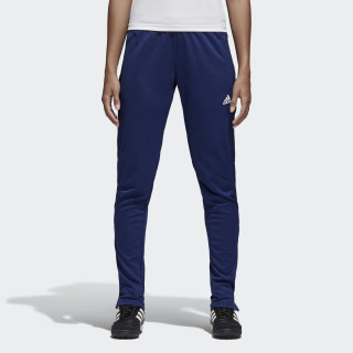 Tiro17 Training Pants Blue / White BQ2724