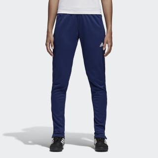 Training Pants Tiro17 Blue / White BQ2724