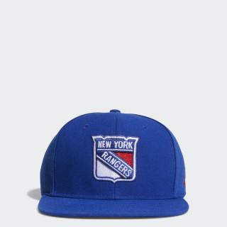 Rangers Snapback Cap Blue CP8137