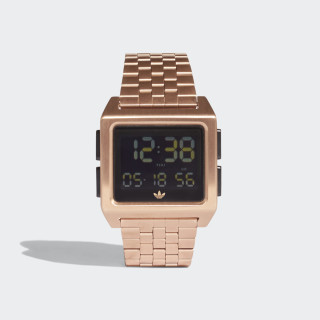 ARCHIVE_M1 Watch Rose Gold / Black CJ6309