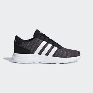 Lite Racer Shoes Core Black / Ftwr White / Bright Cyan B75705