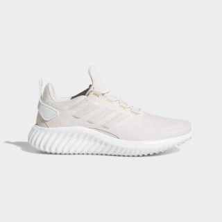 Alphabounce City Run Shoes Orchid Tint / Cloud White / Gold Metallic B42297