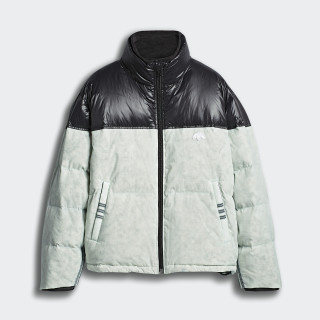 adidas Originals by AW Disjoin Puffer Jacket Clear Mint / Black DT9504