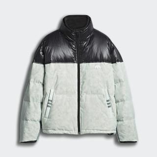 adidas Originals by AW Disjoin Puffer jakke Clear Mint / Black DT9504