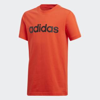 Camiseta Yb Lin HI-RES RED S18/BLACK CF6544