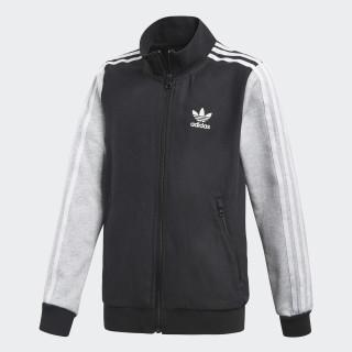 GRPHC BB Track Jacket Black / Carbon / Light Grey Heather / White CF8528