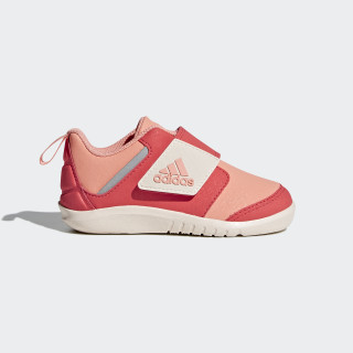 Zapatillas FortaPlay AC I CHALK CORAL S18/REAL CORAL S18/LINEN S17 CP9968