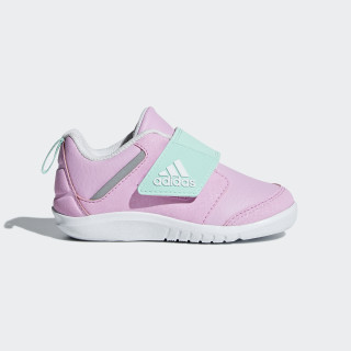 FortaPlay Schuh Clear Lilac / Ftwr White / Clear Mint AH2459