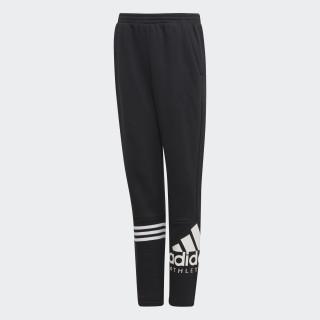 Pantaloni Sport ID Black / White DI0178