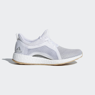 Pureboost X Clima Shoes Ftwr White/Silver Metallic/Grey Two BB6089