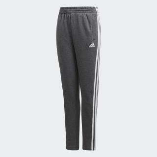Pants Essentials 3-Stripes DARK GREY HEATHER/WHITE DJ1794