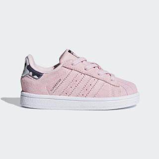 Superstar Schoenen Clear Pink / Clear Pink / Ftwr White B37285