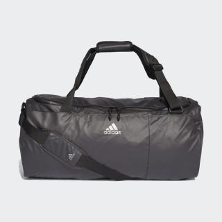 Bolsa de deporte Training Convertible Top Carbon / Carbon / Night Met. DM7780