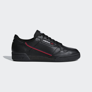 Continental 80 Schuh Core Black / Scarlet / Collegiate Navy G27707