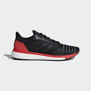 Solar Drive Shoes Core Black / Core Black / Hi-Res Red AC8134