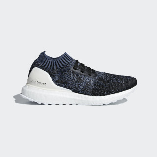 Sapatos Ultraboost Uncaged Tech Ink / Core Black / Cloud White B43519