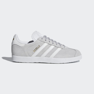 Gazelle Schuh Grey Two / Ftwr White / Ftwr White B41659