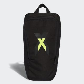 Football Icon Shoe Bag Black / Solar Yellow DM7173