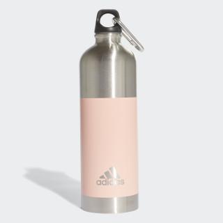 Steel Water Bottle 750 ML Clear Orange / Black DM2083