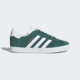 Gazelle Shoes Noble Green / Ftwr White / Noble Green AQ1122