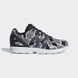 ZX Flux Shoes Carbon / Carbon / Ftwr White AQ1739