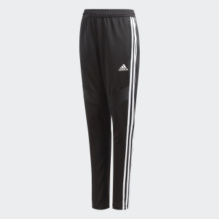 Tiro 19 Training Pants Black / White D95961