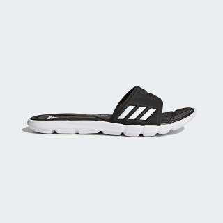 adipure Cloudfoam badesandaler Core Black/Footwear White BB4558