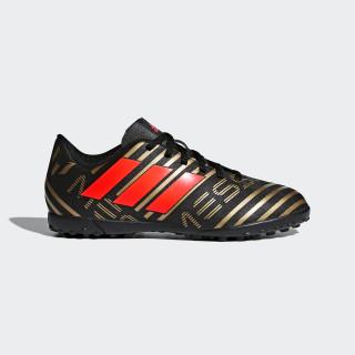 Guayos Nemeziz Messi Tango 17.4 Césped Artificial CORE BLACK/SOLAR RED/TACTILE GOLD MET. F17 CP9217