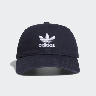 Washed Relaxed Hat Collegiate Navy CI1362