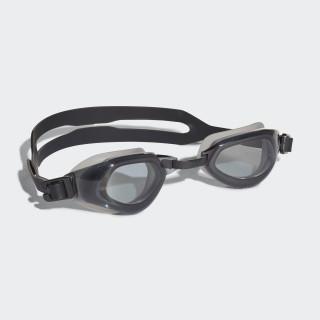 Gafas de natación adidas persistar fit unmirrored junior SMOKE LENSES/BLACK/WHITE BR5824
